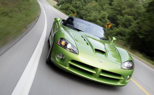 Dodge Viper SRT10 Roadster (16 фото)
