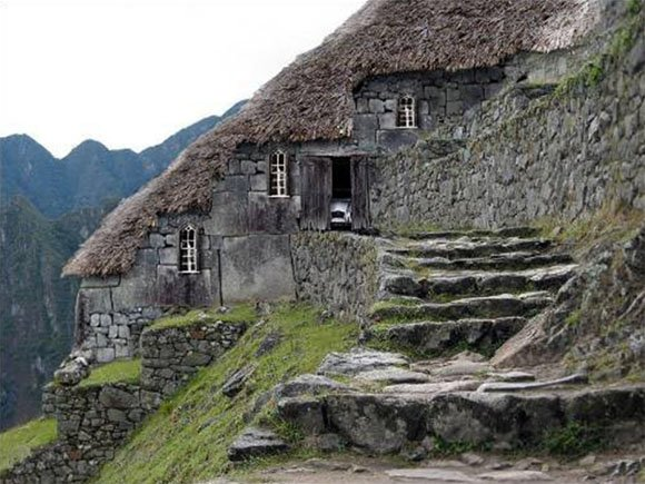 Необычные дома 7 фото