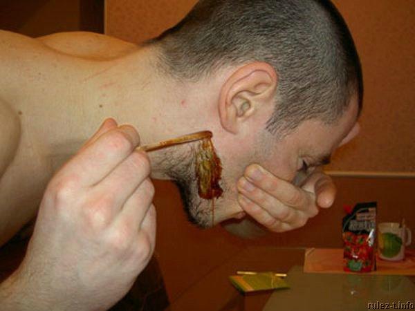 фото как брить правильно письку