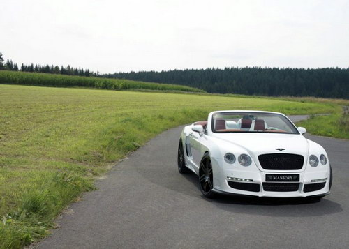 Bentley Continental GTC (16 фото)