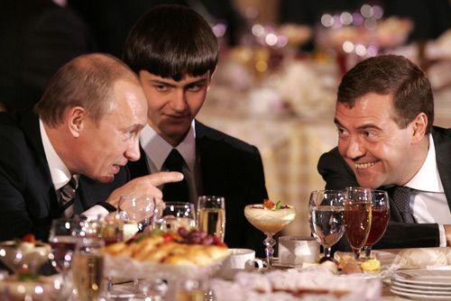 Новый политический Путин