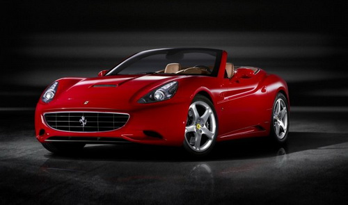 Ferrari California (3 фото)