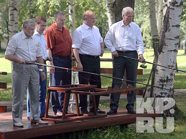 игорь москаленко о рыбаках и рыбе