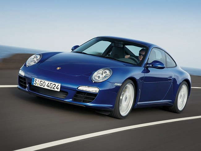 Porsche 911 Carrera S Coupe (8 ����)