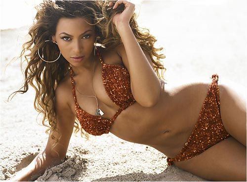 Beyonce для журнала Sports Illustrated (18 фото)
