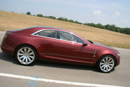 Lincoln MKR Concept (12 ����)