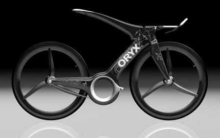 Новый гоночный велосипед