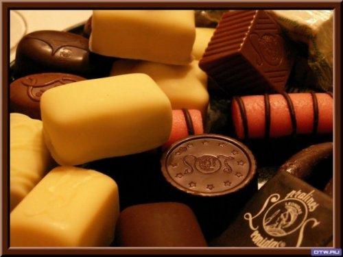 Картинки: конфеты, шоколад.