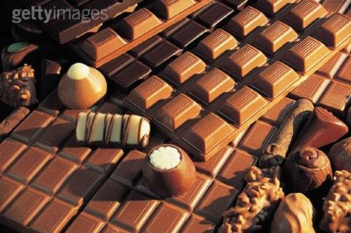 фотообои шоколад: