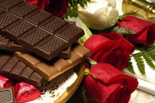 Шоколад (121 фото)