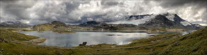 Норвежские красоты (22 фото) .