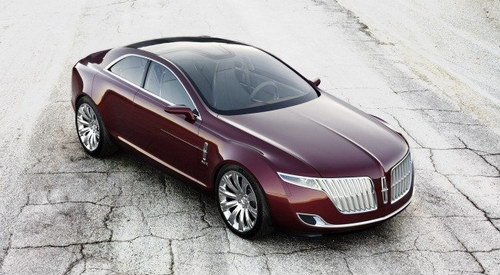 Lincoln MKR Concept (13 фото)