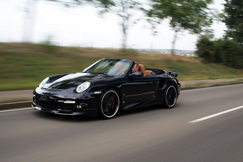 Techart Porsche Turbo Cabrio (14 ����)