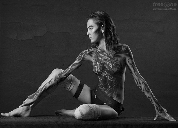 Искусство преображения тел