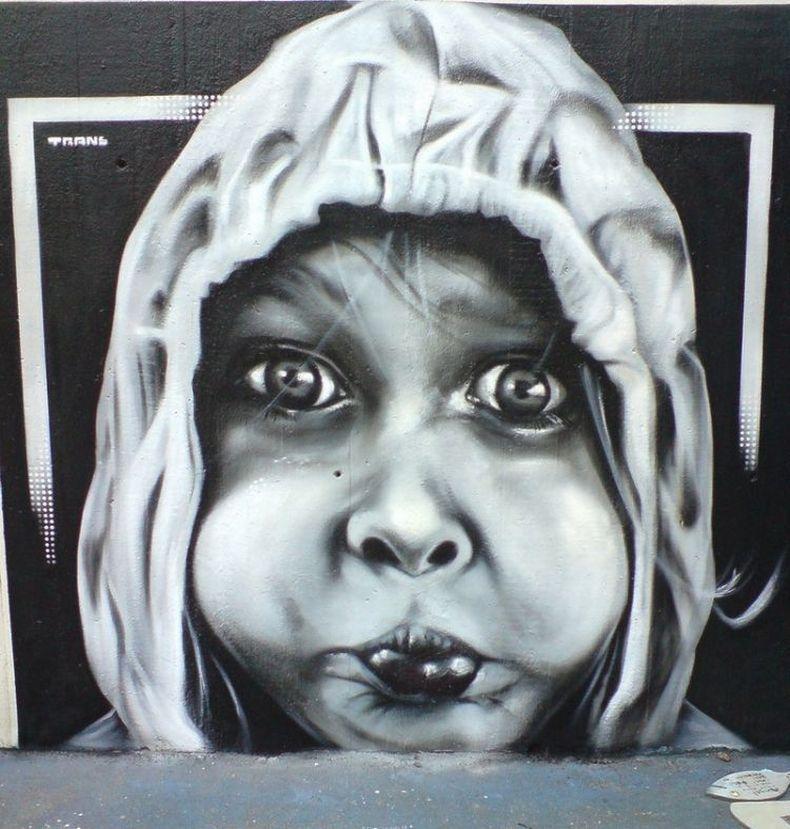 Граффити (59 фото)