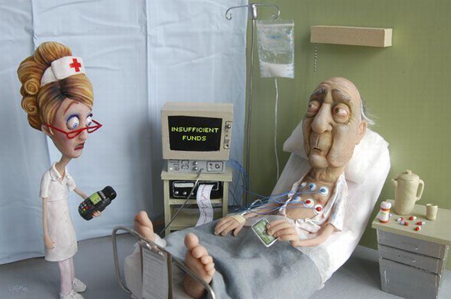 Косметолог пациент смешные картинки