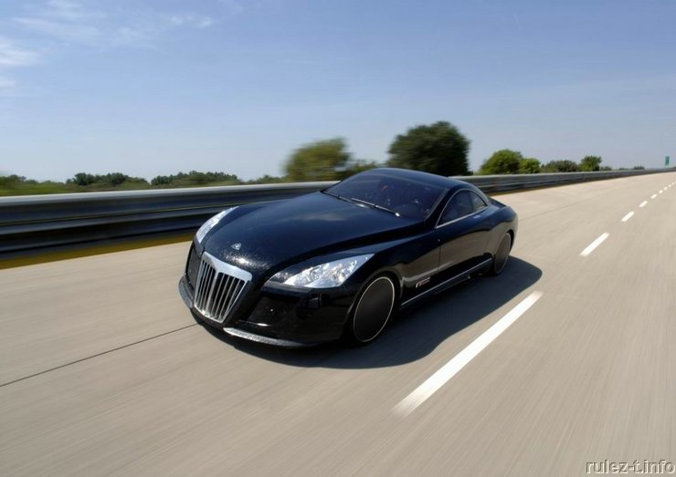 Maybach Exelero (20 фото)