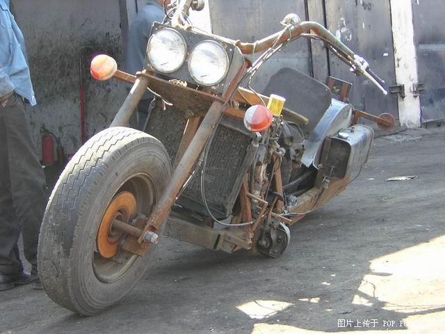 Сделай своими руками мотоцикл