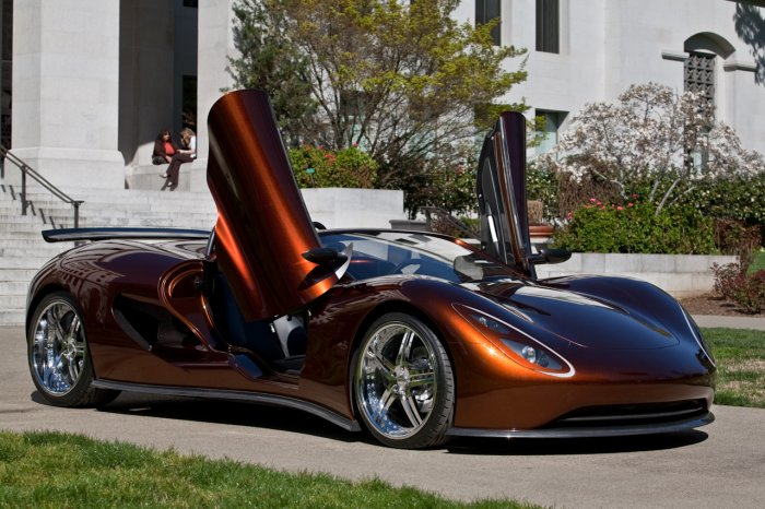 Ronn Motors Scorpion (35 фото)
