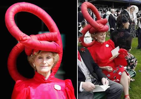 Чудные шляпы