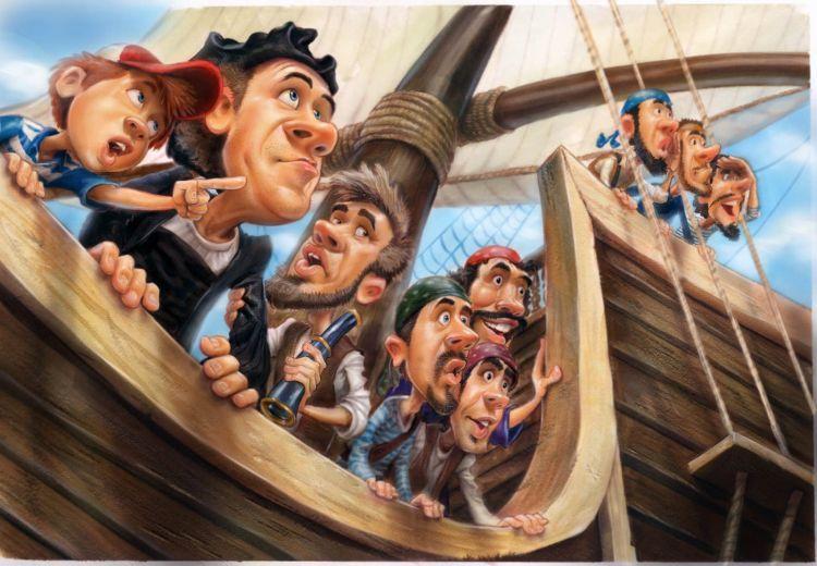 Корабль приколы в картинках