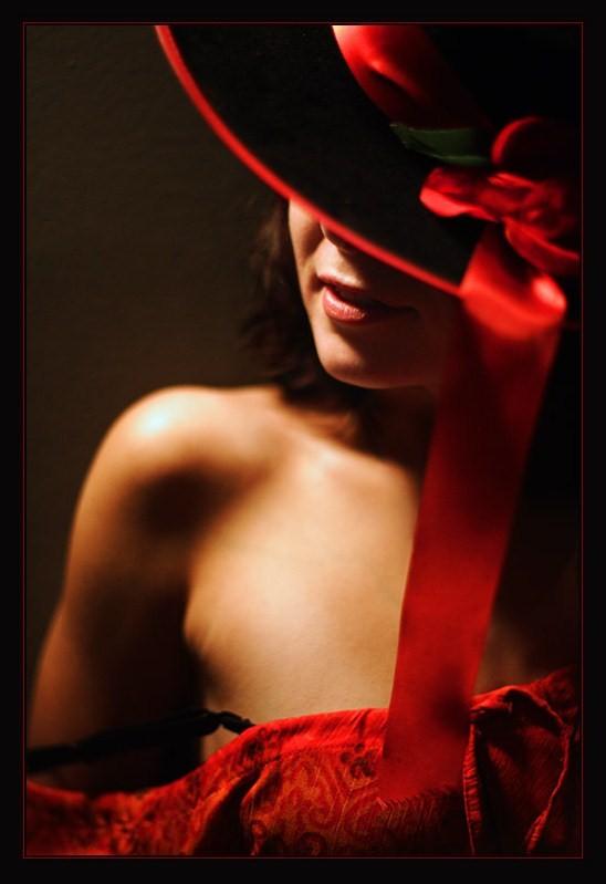 Красный - цвет страсти!