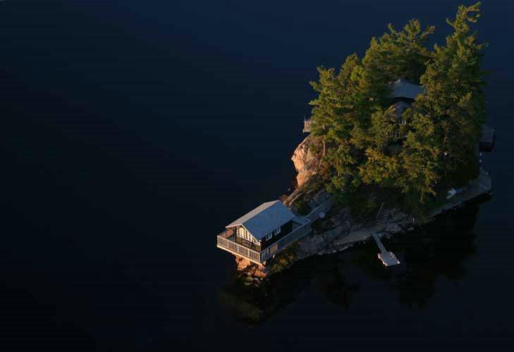 Область «1000 Островов»
