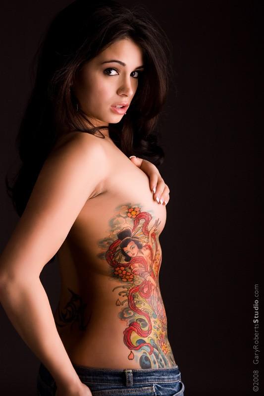 Красивые татуировки для девушек, 700 фото 37