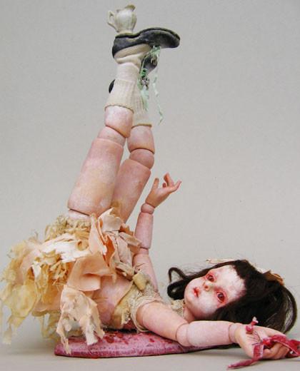 Жуткие куклы