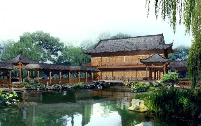 Пейзажи Китая (35 фото)