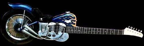 Необычные гитары