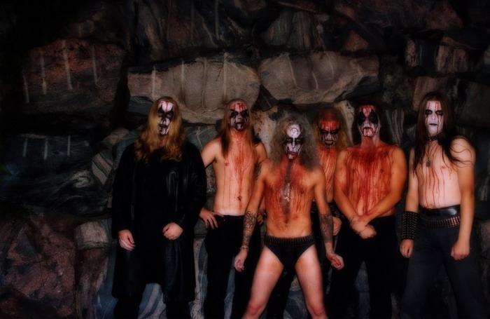 Сатанисты и картинки с ними
