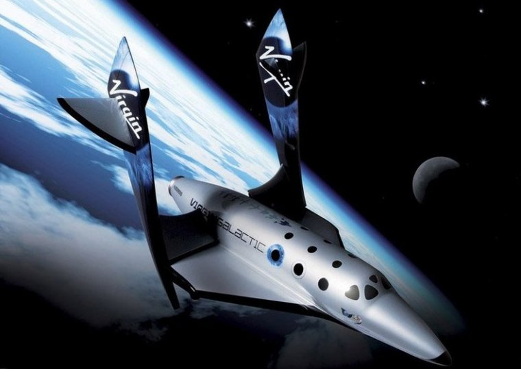 SpaceShipTwo (VSS Enterprise)