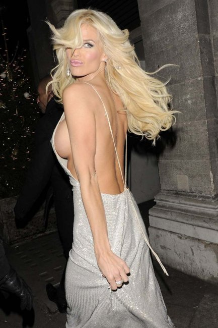 �������� ���������� (Victoria Silvsted)