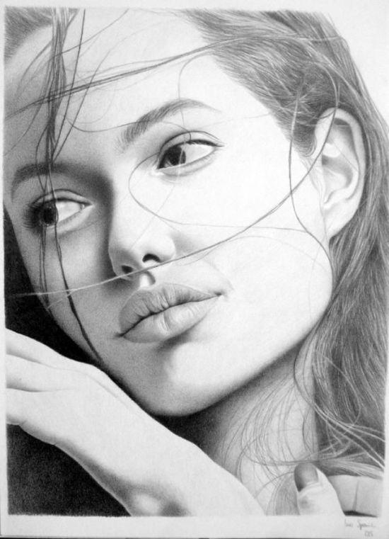 очень красивые рисунки карандашом:
