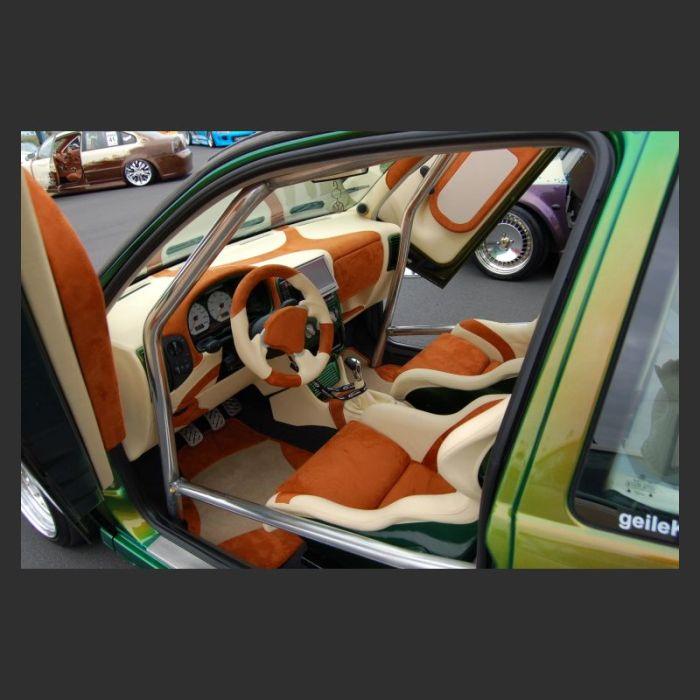 Дизайн салонов автомобилей