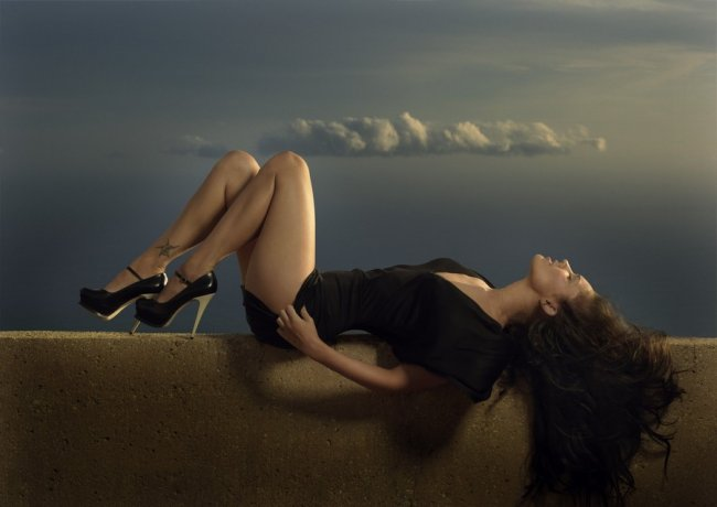 Красавица Megan Fox и ее фото