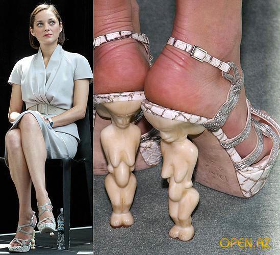 Необычная обувь (165 фото)