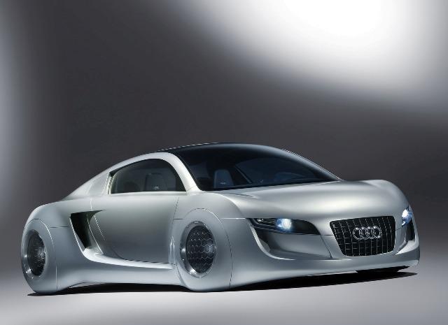 авто прототипы