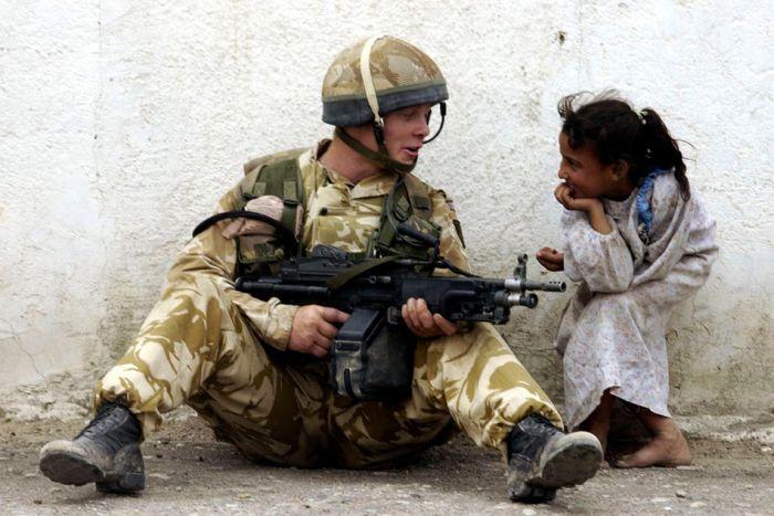 Война в ираке история в фотографиях