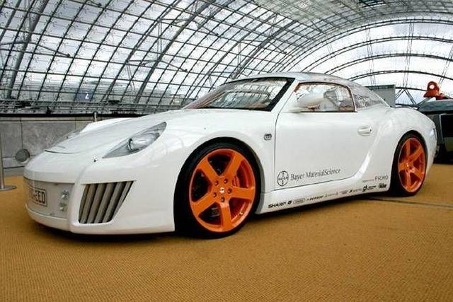 Дизайн автомобилей будущего