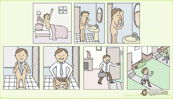 Безумные комиксы