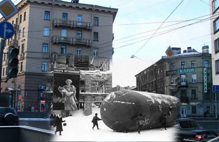 Блокадный Ленинград. Взгляд в прошлое