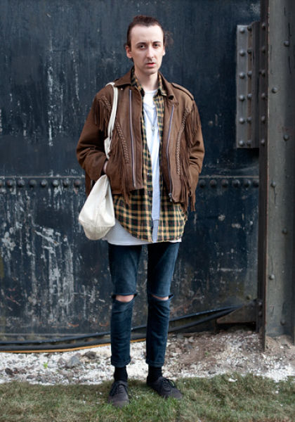 Уличная мода Финляндии