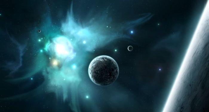 Классные рисунки космоса