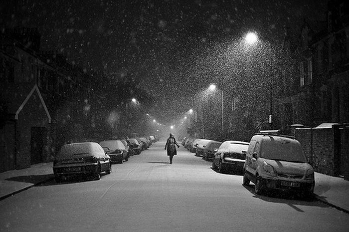 Черно-белые красивые фото