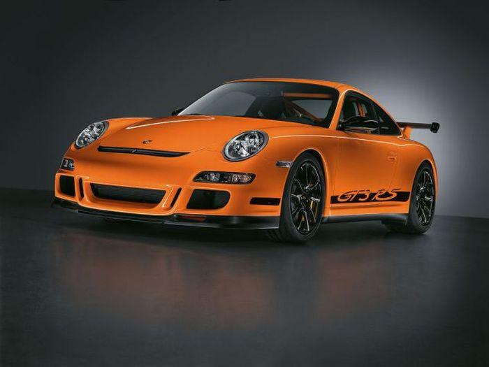 Клевый Porsche