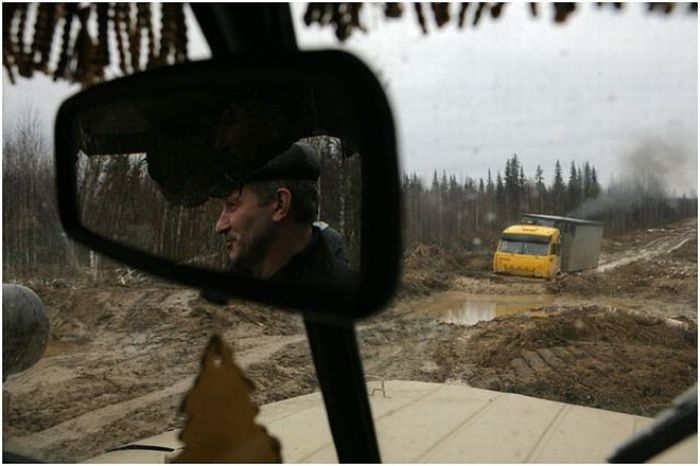 Лучшая дорога России (19 фотографий), photo:12.