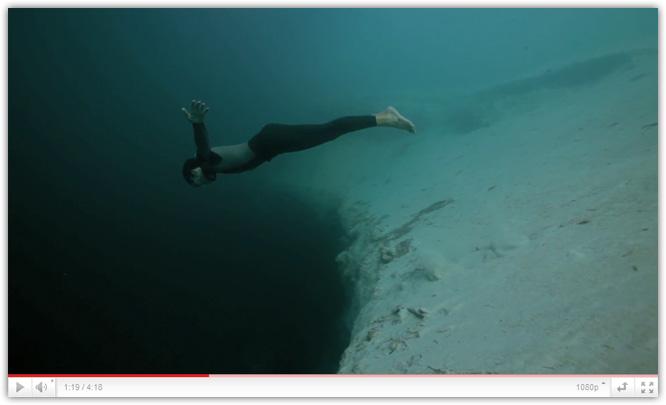 Нырнул в пропасть без акваланга...