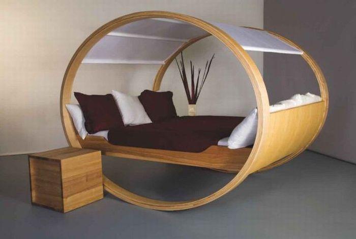 Необычные кровати